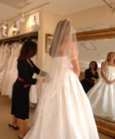 إليك ما يجب معرفته عند اقتناء فستان زفاف مستعمل