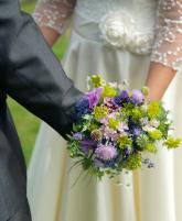نصائح للعروس لاختيار باقة الزفاف