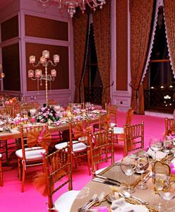 التخطيط لحفلة الزفاف في أقصر وقت