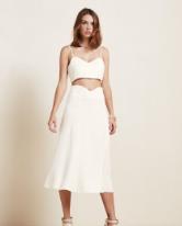 لإطلالة متميزة...فستان الزفاف ذو القطعتين