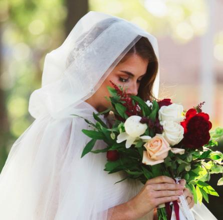 10 أفكار لزفاف مميز في شتاء 2016